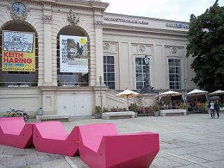 MuseumsQuartier Wien Kunsthalle