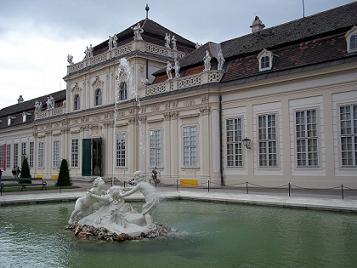 Lower Belvedere Palace Vienna