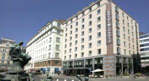 austria trend hotel europe in Vienna