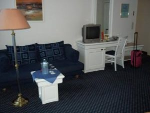 seating area bedroom