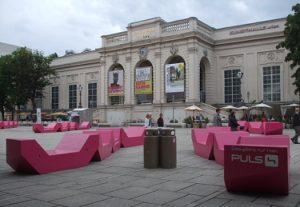 inneryard MuseumsQuartier