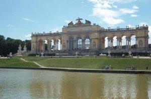 palace Schonbrunn Gloriette
