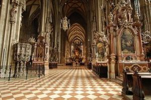 Saints Stephan's Cathedral in Vienna